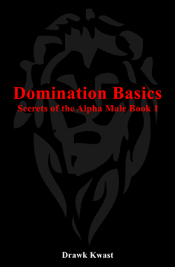 Domination Basics: Secrets of the Alpha Male Book 1 by Drawk Kwast
